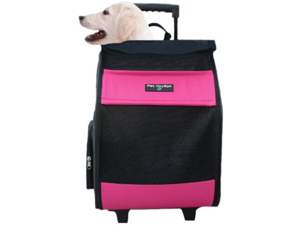 Vo-Toys Techstar Trolley Pink with Black Trim