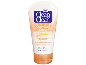 Clean & Clear Morning Burst In, Shower Facial, 4 oz