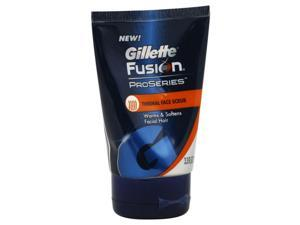 Gillette Fusion ProSeries Face Scrub, Thermal, 3.3 oz