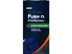 Gillette Fusion ProSeries Intense Cooling Lotion 3.3 oz