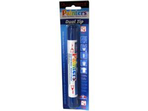 Elmer's Dual Tip Painters, Fine and Meduim Point, Blue