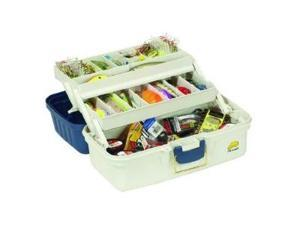 Plano Molding 6102-6 2 Tray Tackle Box