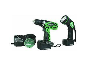 "Hitachi Power Tools 3/8"" 14.4V Drill Driver"
