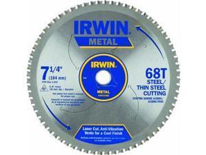 """Irwin 7-1/4"""" 68T Metal Blade"""