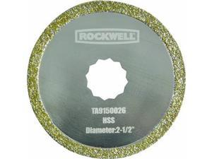 "Worx/Rockwell 2-1/2"" Diamond Saw Blade"