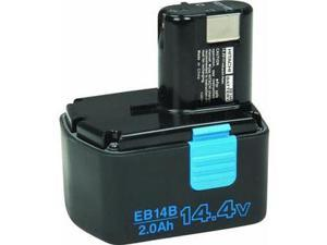 Hitachi Power Tools 14.4V Ni-Cd Battery