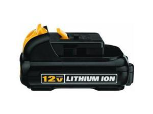 DCB120 12V MAX 1.3 Ah Lithium-Ion Battery