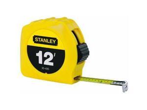 "Stanley Tools 1/2""X12 Tape Rule"