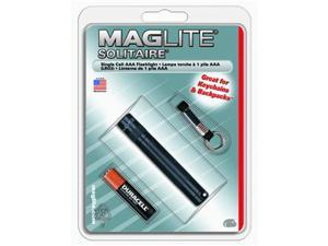 Mag Instrument Solitaire Keychain Flashlight.