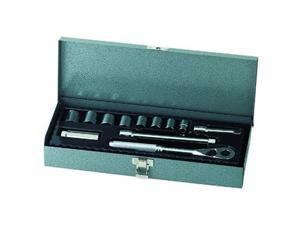 "Danaher Tool Group 12-Piece 3/8"" Drive."