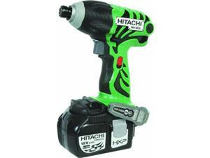 Hitachi Power Tools 18V Lithium Ion Impact Wrench.