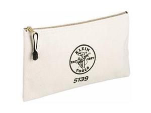 Klein Tools Canvas Zipper Bag.
