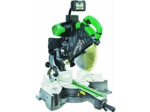 "Hitachi Power Tools 12"" Sliding Dual Compound With Laser And Digital LCD Display."