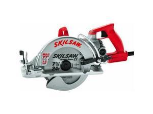 "Skil Power Tools 7-1/4"" Worm Drive Saw."