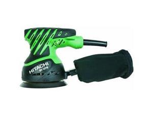 "Hitachi Power Tools 5"" Random Orbit Sander."