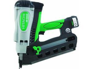 "Hitachi Power Tools 3-1/2"" Full Round Head Gas Nailer."
