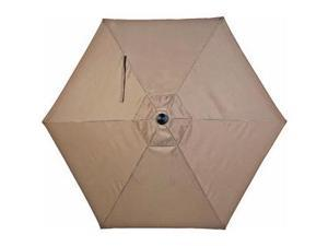 BJI, Inc. Cambria Patio Umbrella. DCAM-UMB