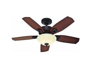 Hunter Fan 44 Ceiling Fan W/Light 28698