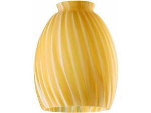 Westinghouse Lighting Glass Spice Swirl 81427