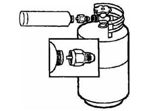 Mr. Heater Lp Gas Refill Adapter F276172