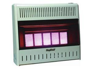 5PLAQUE INFRARED NATGAS HEATER