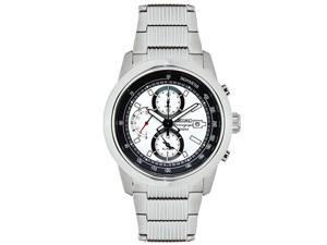 Seiko Chronograph Alarm Mens Watch SNAB15