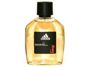 Adidas Deep Energy by Adidas Cologne for Men 3.4 oz Eau de Toilette Spray