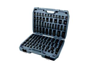 Ingersoll Rand 83-Piece 1/2'' & 3/8'' Impact Socket Set SK34C86