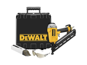D51276K 15 Gauge 1-in - 2-1/2-in Angled Finish Nailer Kit