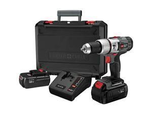 PC180CHDK-2 Tradesman 18V Cordless Hammer Drill Kit