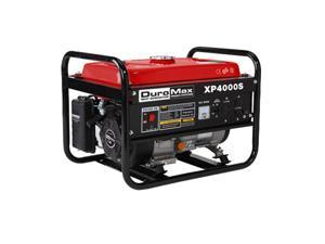 DuroMax XP4000S 4,000-Watt 7.0 Hp Air-Cooled OHV Gas Powered Portable RV Generator