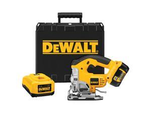 DeWALT DCS330L 18-Volt XRP Nano Lithium-Ion Jig Saw Kit - 18V Jigsaw