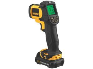 DCT414S1 12V MAX Cordless Lithium-Ion Infrared Thermometer Kit