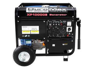 DuroMax XP10000E 10000 Watt Portable Gas Electric Start Generator