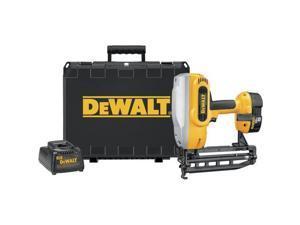 "Dewalt DC616K 18V Cordless XRP 1-1/4"" - 2-1/2"" 16 Gauge Straight Finish Nailer Kit"