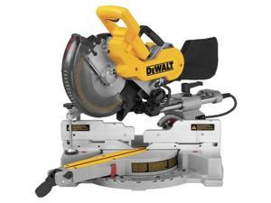 DW717 10 in. Double Bevel Sliding Compound Miter Saw