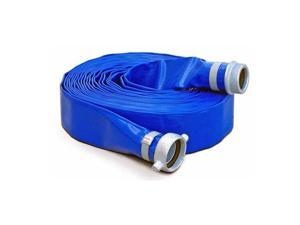 DuroMax 3'' x 50 Ft Discharge Evacuation Hose Water Pump - NPT Camlock - HP0350D