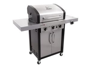 Char-Broil 25,500 BTU 3 Burner Infrared Gas Grill w/Side Burner