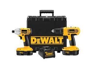 DeWALT 18V Cordless Compact Drill / Impact Combo Kit