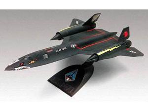 Revell 1/110 SnapTite SR-71A Blackbird Desktop Airplane Model Kit - 851187