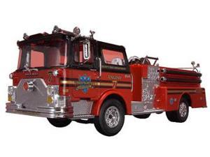 Revell 1/32 SnapTite Mack Fire Pumper Car Model Kit - 851945