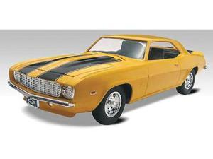 Revell 1/25 SnapTite 1969 Camaro Z/28 SS Car Model Kit - 851959