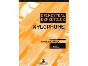 Orchestral Repertoire for the Xylophone Vol. 1 by Raynor Carroll