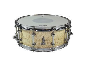 "Brady 14"" x 5.5"" Jarrah Ply Snare Drum, Turtleback Satin"