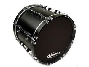 "Evans 16"" MX1 Black Bass Head"