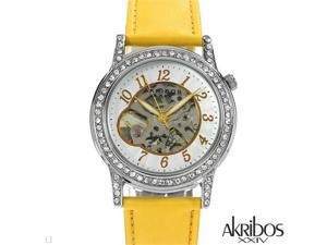 AKRIBOS XXIV Automatic Movement AK475YL Watch