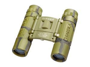 10x25 Lucid View Camouflage Compact Binoculars
