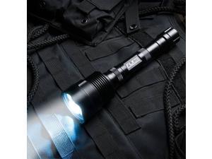 2000  Lumen High Power LED Tactical Flashlight