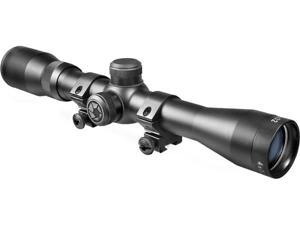 "4X32,PK-22 SCOPE WITH 3/8"" RINGS"