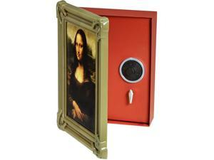 Wall Mount Picture Frame Safe with Key